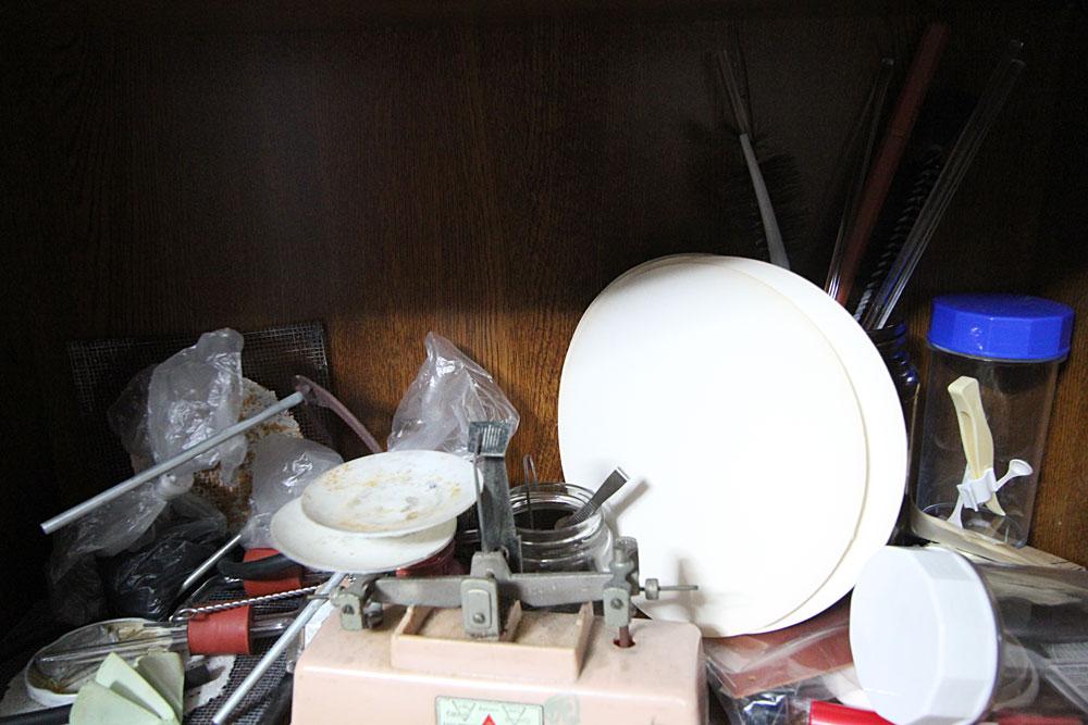 中学時代に熱中した実験器具たち