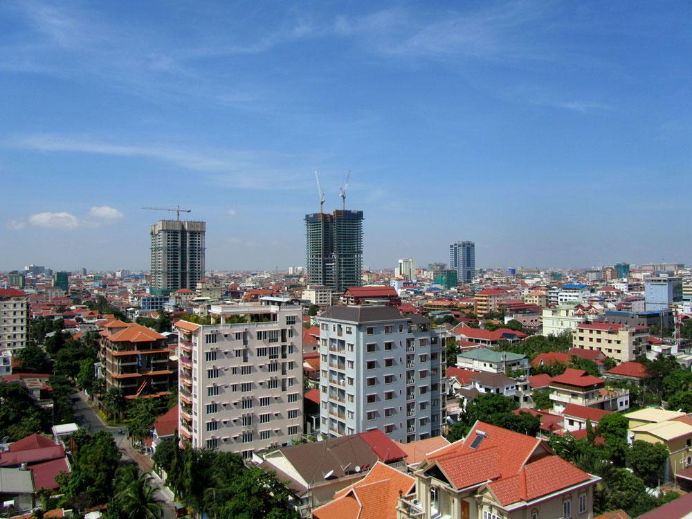 カンボジアの生活