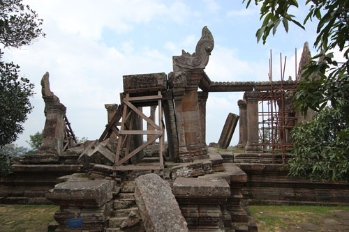 プレアヴィヒア寺院の画像 p1_12