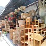 Chamkar Monの家具屋街