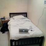 Asok Montri Hostelのシングルルーム
