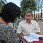 カンボジアの占い師