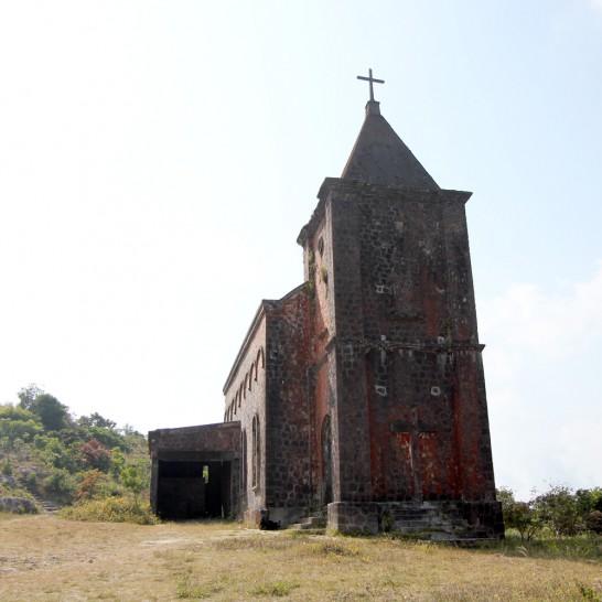 ボーコーにある教会