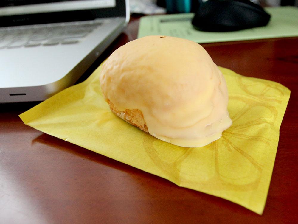 爽やかなレモンケーキ