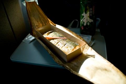 サバ寿司に関する解説もしていただきました。