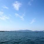 日本で一番大きな湖、琵琶湖。