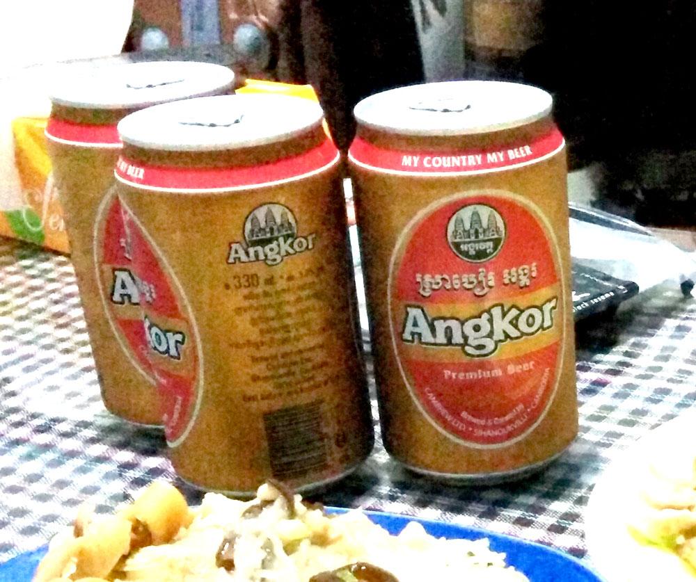 アンコールビール