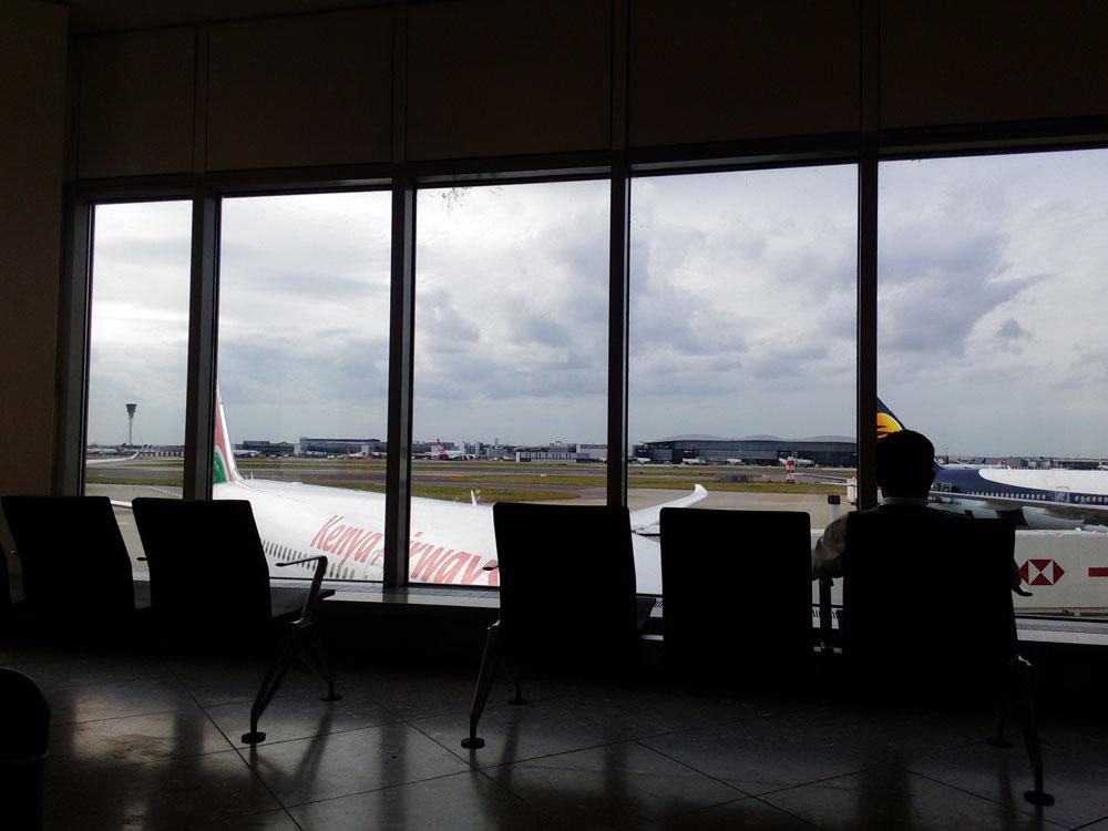 ロンドン・ヒースロー空港