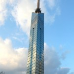 高さ234メートルの福岡タワー