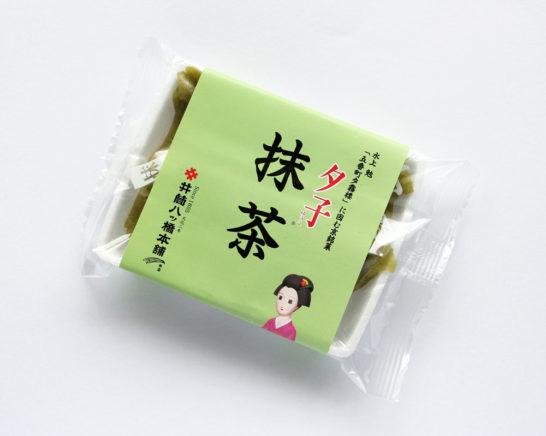 井筒八ツ橋本舗 夕子(抹茶)