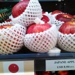 1個1,000円以上する日本のりんご