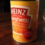 不味いと評判の缶詰スパゲッティ