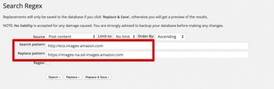 Amazonの画像取得先を変更する