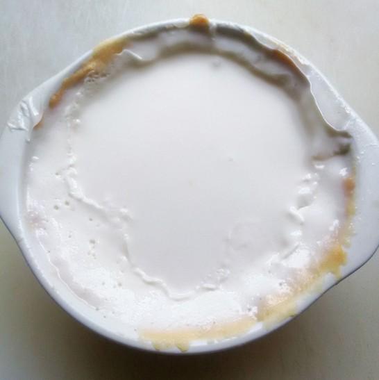 冷やし固めたレアチーズタルト