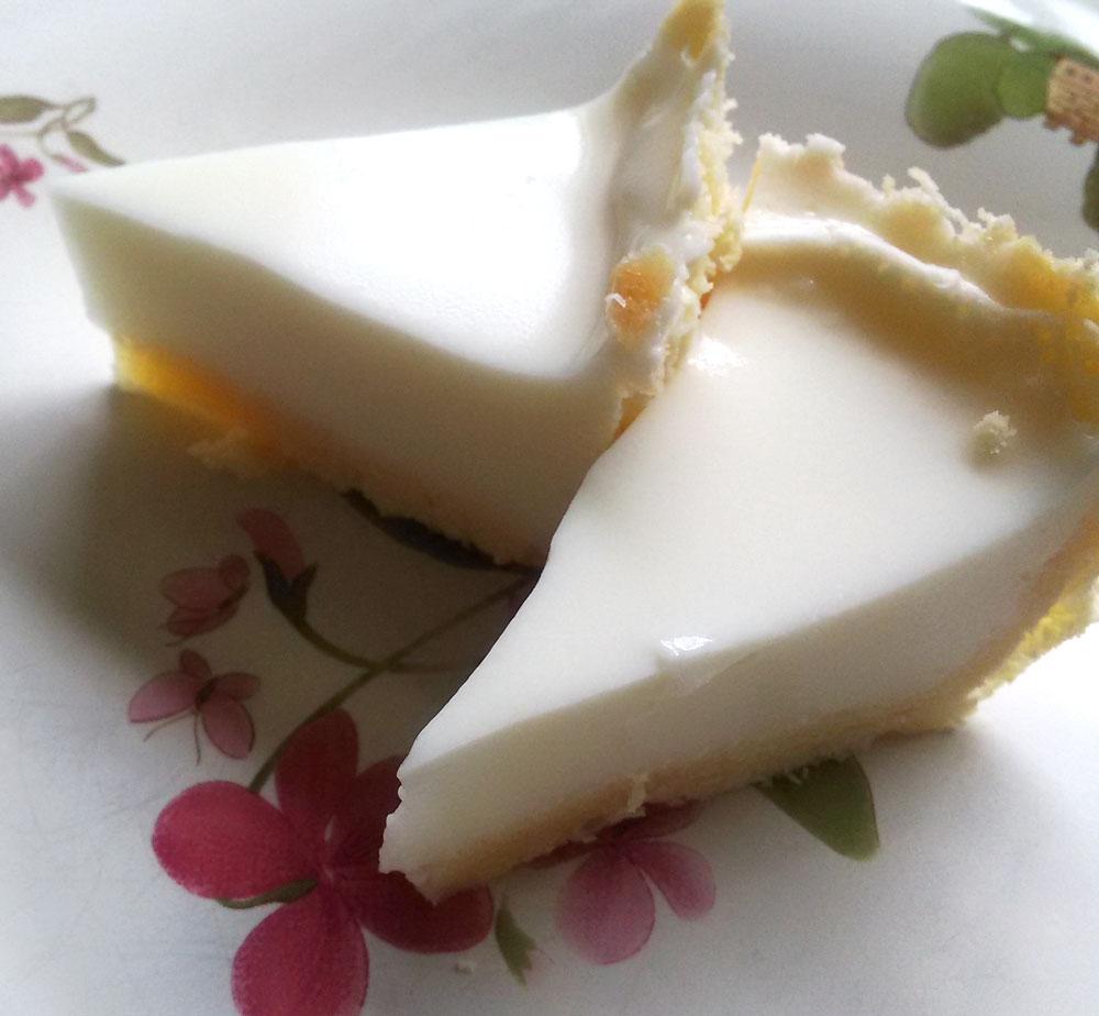 【業務スーパー】牛乳パックレアチーズを使った簡単レモンタルトの作り方 | 人生は宇宙だ!