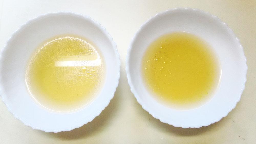 コンソメスープの比較