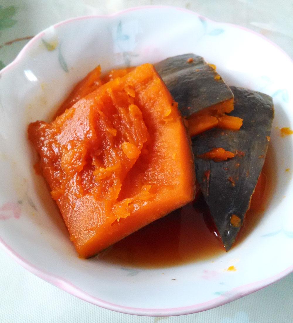 【圧力鍋レシピ】加圧たったの1分!かぼちゃの煮物はめちゃくちゃ簡単につくれるよ | 人生は宇宙だ!