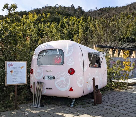 pink'sの車