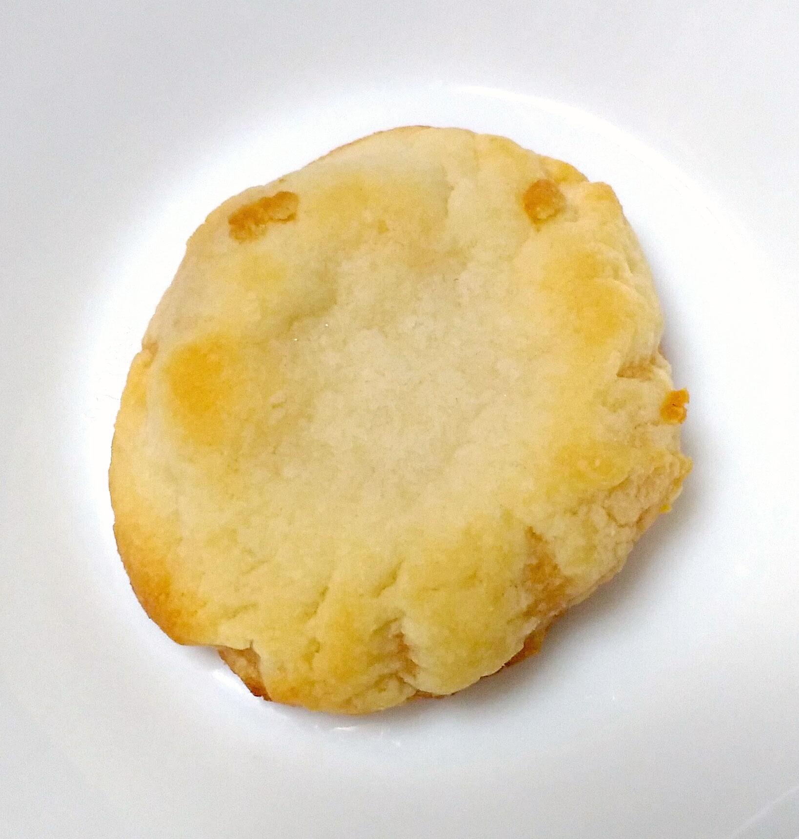 オーブントースターで焼いた「カントリーマアム・クリームシチュー風味」