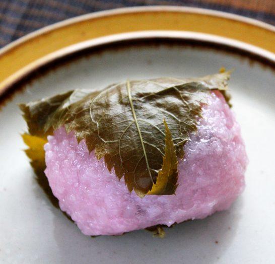 北海道産小豆使用つぶあんの道明寺