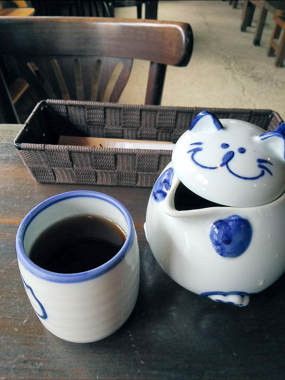 のらやのお茶
