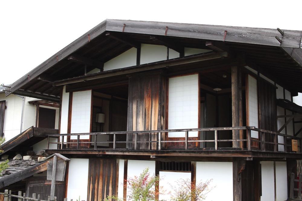 藤村記念館の建物