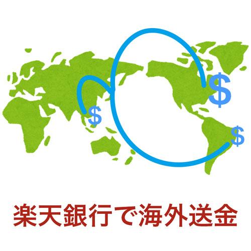 楽天銀行から海外(カンボジア)へ送金する方法を画像つきで徹底解説します