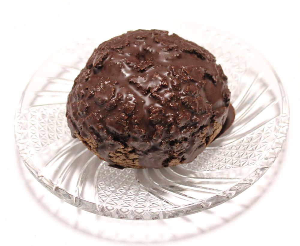 袋から取り出したチョコミントシュー
