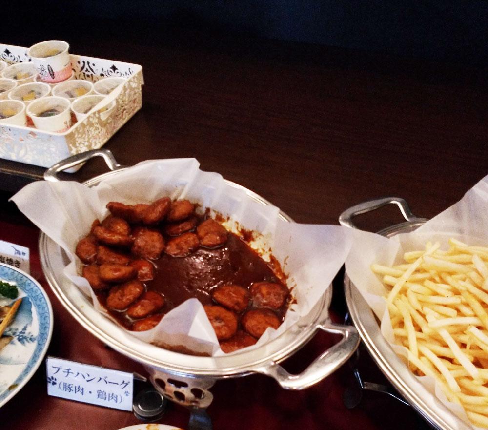 ホテルリブマックス横浜鶴見の朝食(洋食)