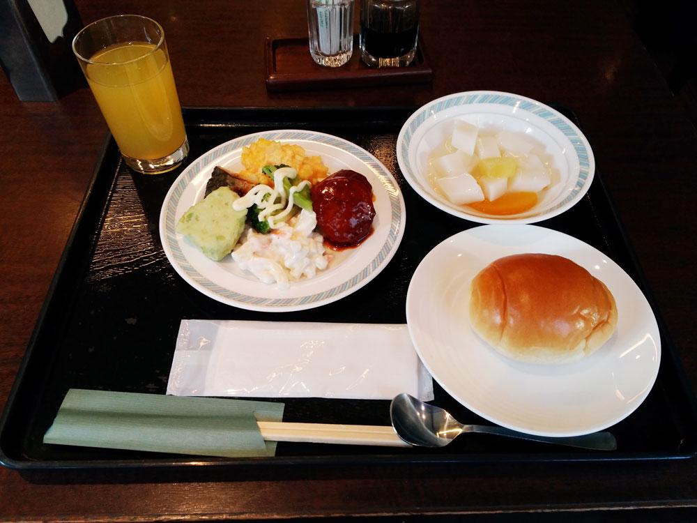 ホテルリブマックス横浜鶴見の朝食