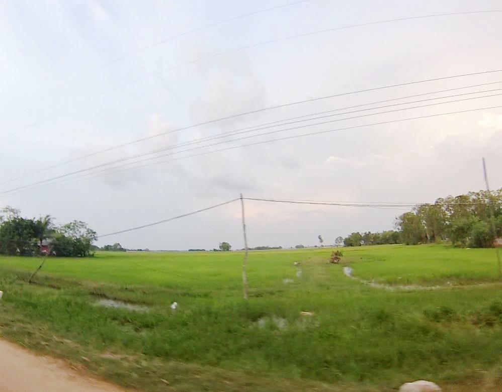 スヴァイリエンの田園風景