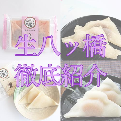 京都の定番土産・45種類の生八ツ橋を食べまくった人間が定番・季節限定品まで紹介するよ | 人生は宇宙だ!