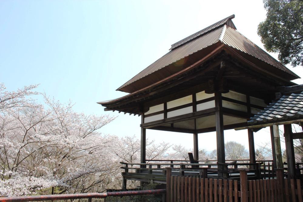 石山寺の月見亭