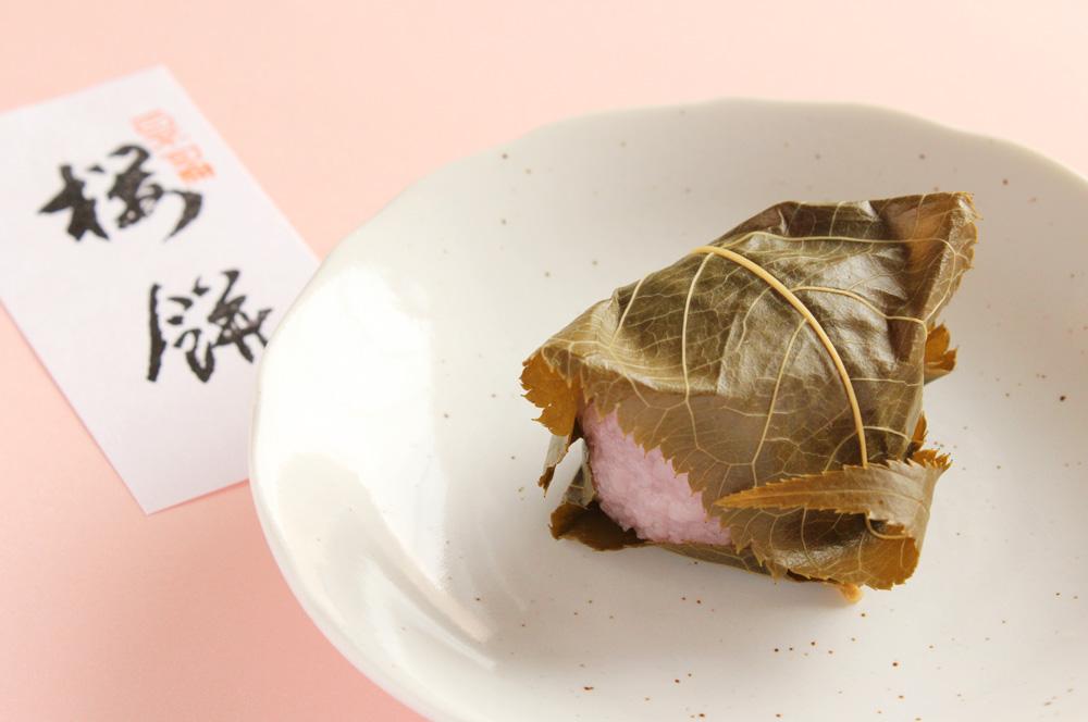鶴屋吉信・桜餅