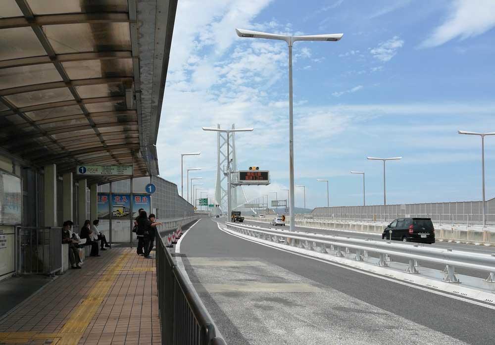 舞子高速バス乗り場