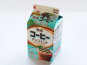 雪印コーヒー チョコミント
