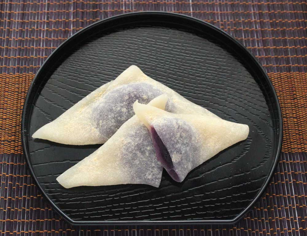 おたべ(紫芋)