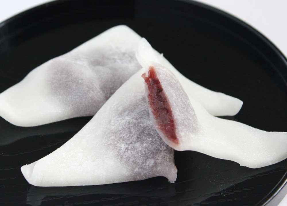 祝菓(白)の断面