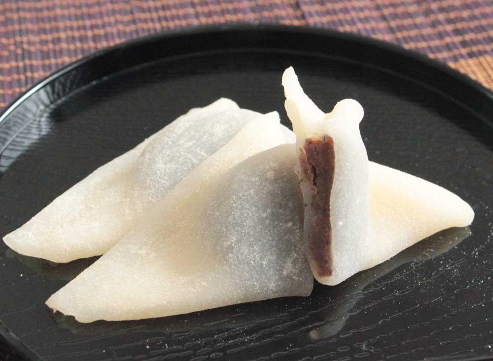おたべ(黒豆)