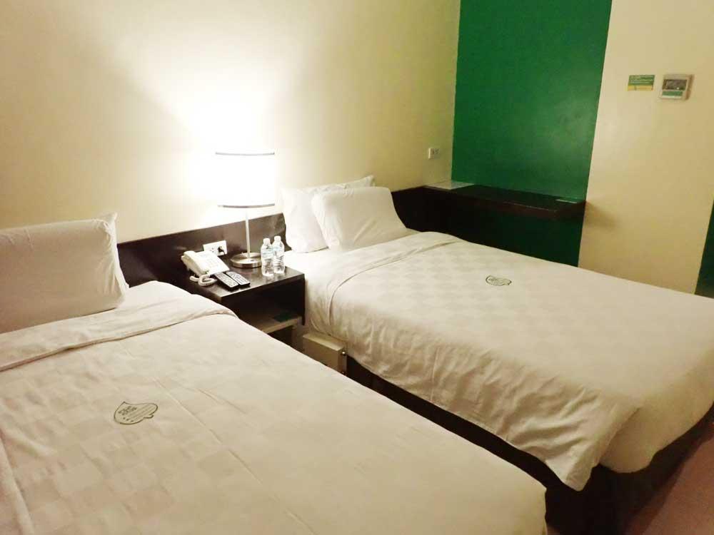 GO HOTELSの部屋