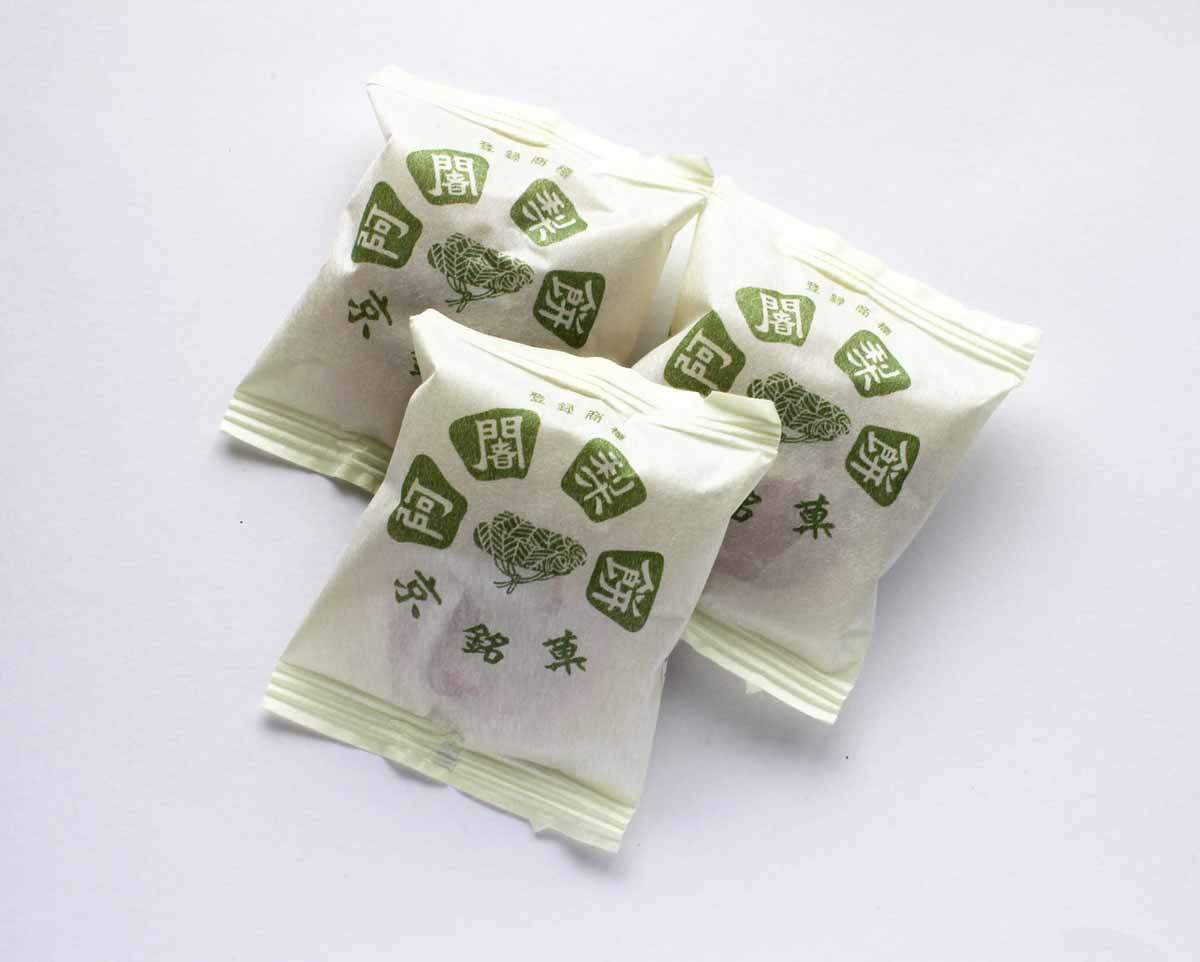 阿闍梨餅の個包装