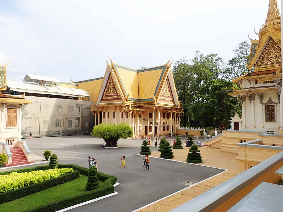 Preah Reach Damnak Chan