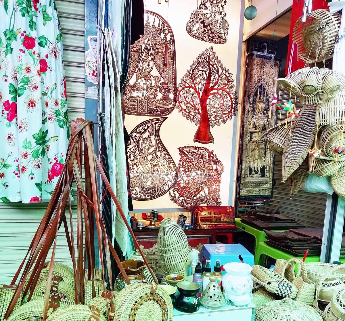 カンボジアのお土産
