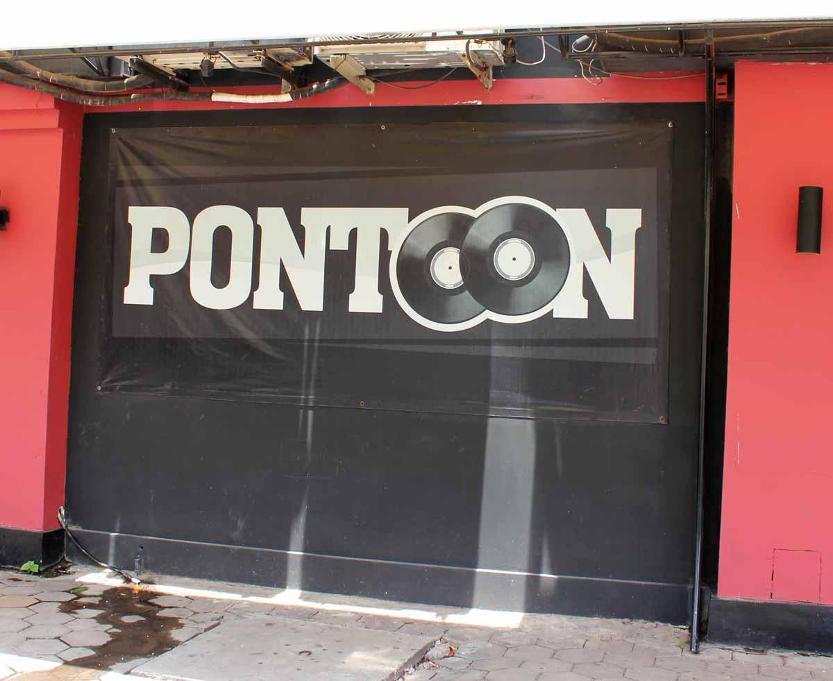 クラブ PONTOON