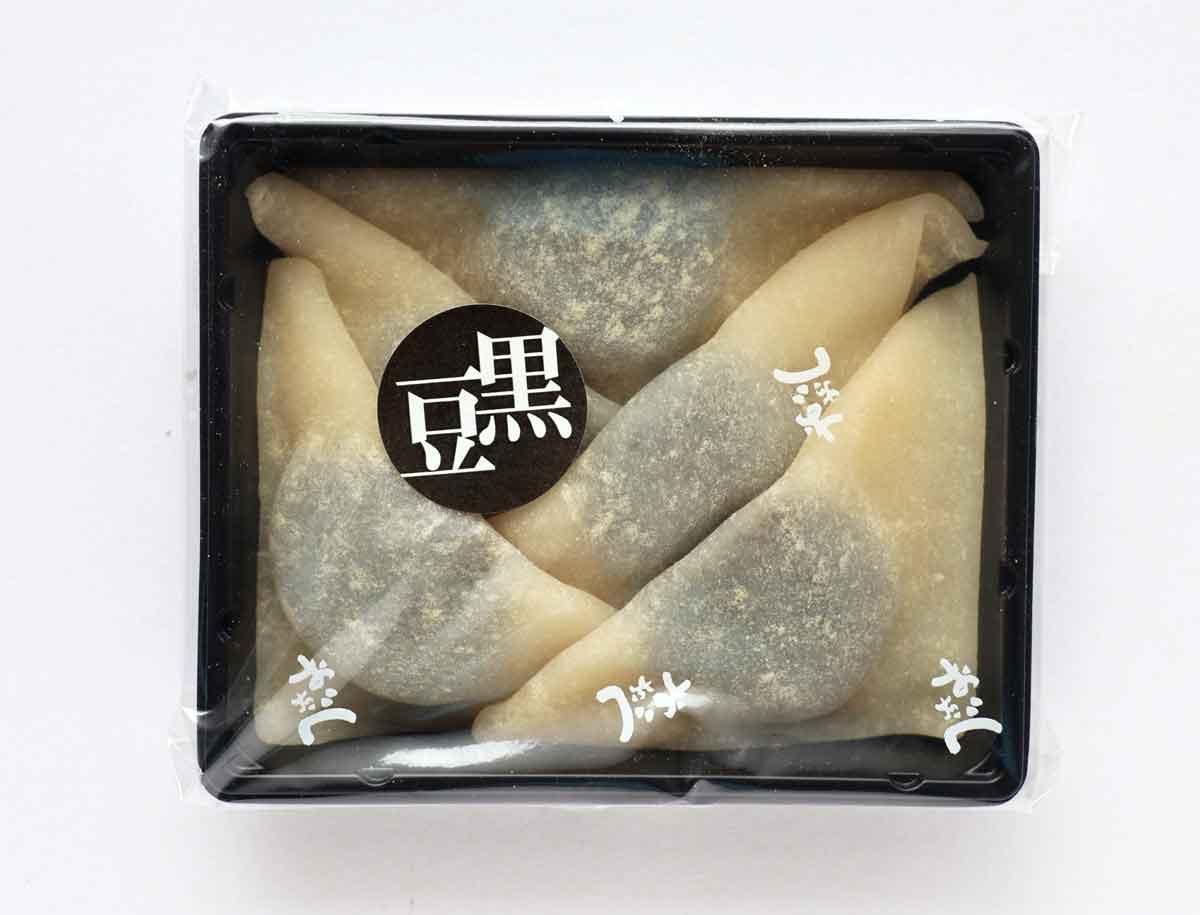 ふゆおたべ(黒豆)