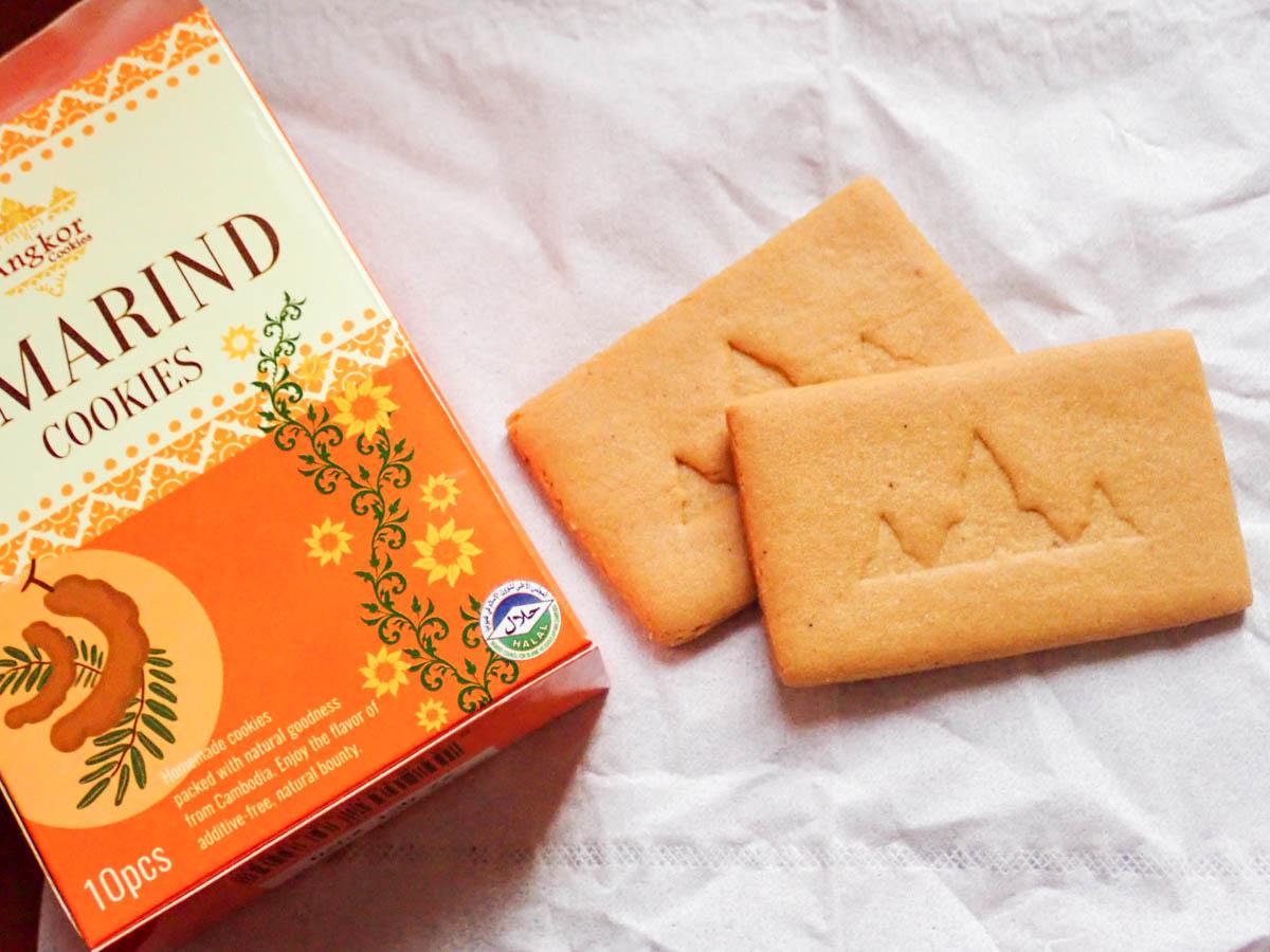 タマリンドクッキーの中身