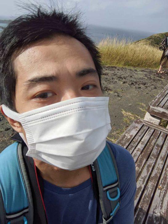 中山峠で撮った写真