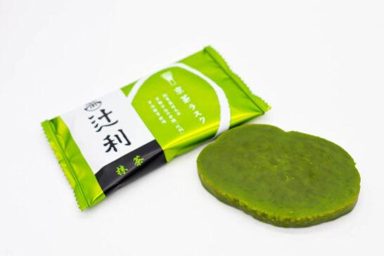 京茶ラスク(抹茶)の中身