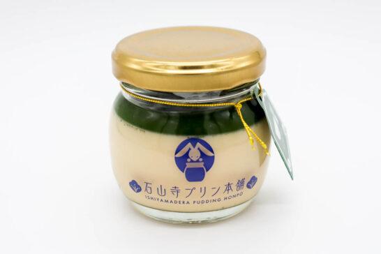 石山寺プリン(濃い茶)